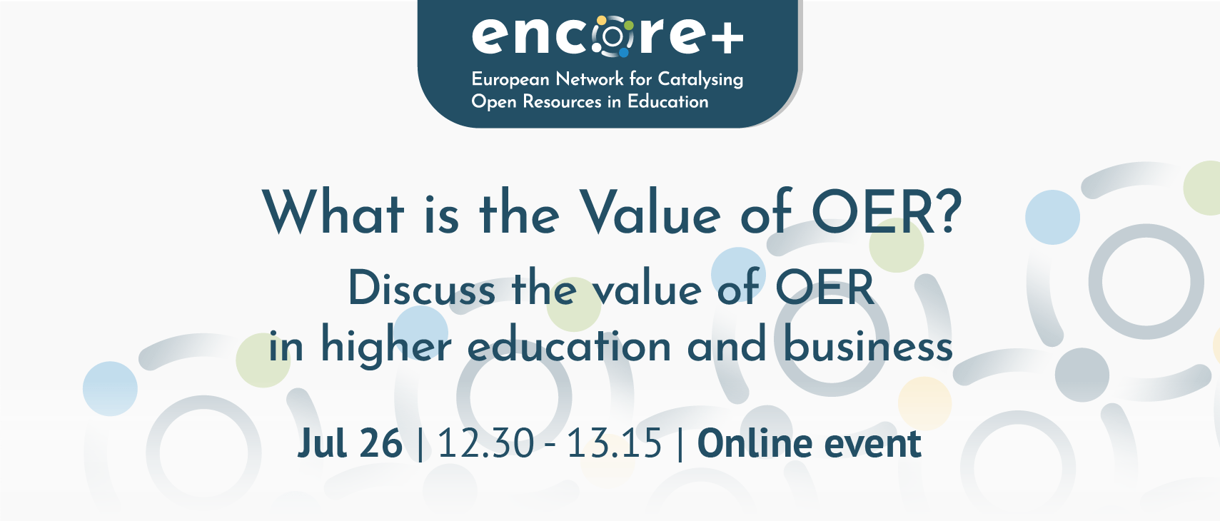 Join the Discussion: What is the Value of OER?